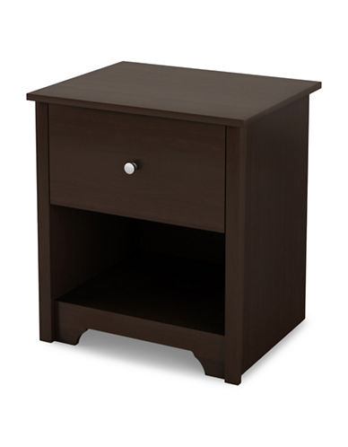 South Shore Vito Collection Night Stand Chocolate - 3119062