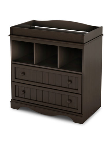 South Shore Savannah Changing Table-CHOCOLATE-One Size