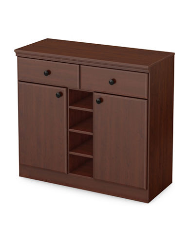 South Shore Morgan Sideboard-ROYAL CHERRY-One Size
