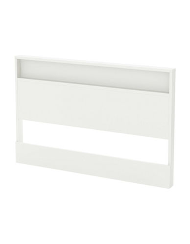 South Shore Holland Full-Queen Headboard-PURE WHITE-Double/Queen