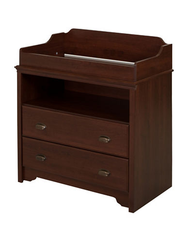 South Shore Fundy Tide Changing Table-CHERRY-One Size