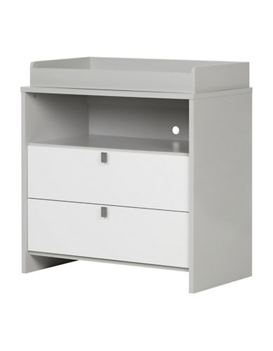 South Shore Cookie Hybrid Changing Table and Dresser-MULTI-One Size