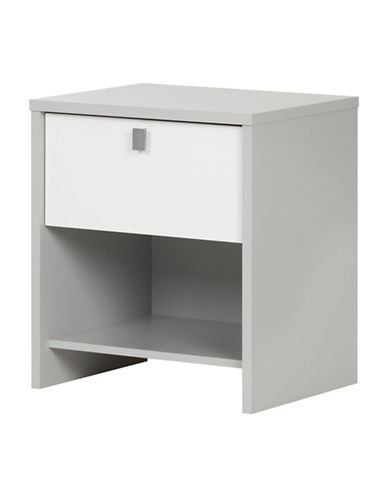 South Shore Cookie One-Drawer Nightstand