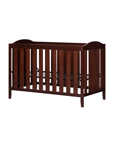 South Shore Angel Crib with Toddler Rail-RED-One Size