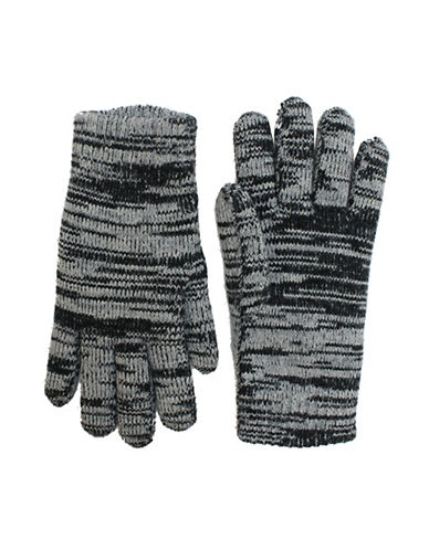Fits Space Dye Gloves-GREY-8-16
