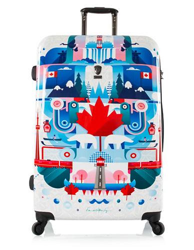 Heys FVT True North 30-Inch Spinner Suitcase-WHITE-30