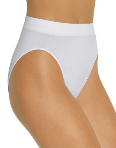 Bali High-Cut Panty 3-Pack-WHITE-Medium