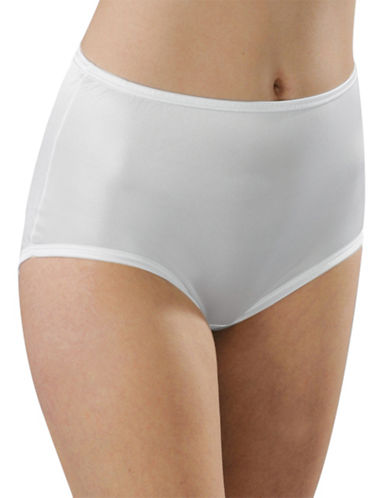 Hanna Full High-Cut Briefs-WHITE-Small
