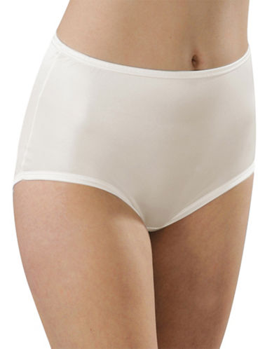 Hanna Full High-Cut Briefs-SAND-Large