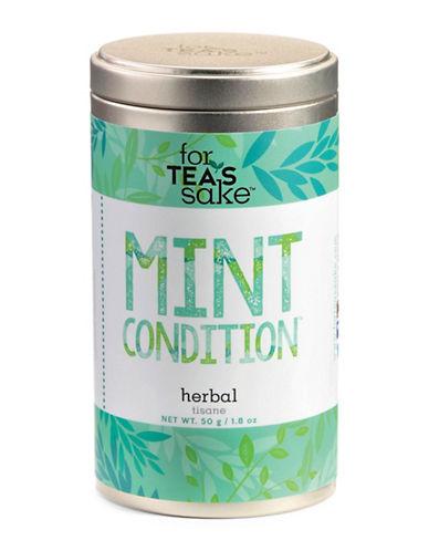 For TeaS Sake Mint Condition Peppermint Tea-NO COLOR-One Size