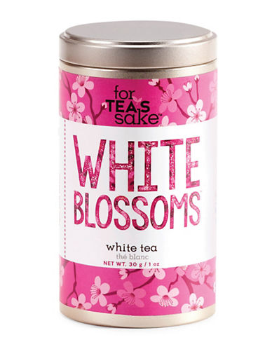 For TeaS Sake White Blossoms White Tea-NO COLOR-One Size