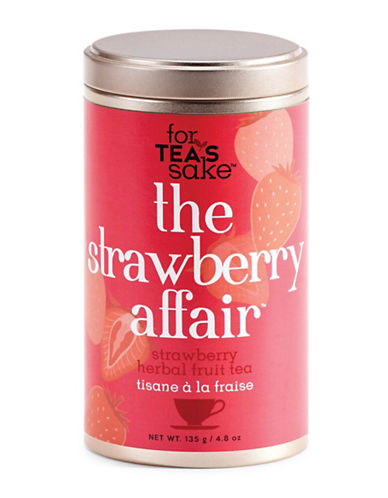 For TeaS Sake Strawberry Affair Tea-NO COLOR-One Size