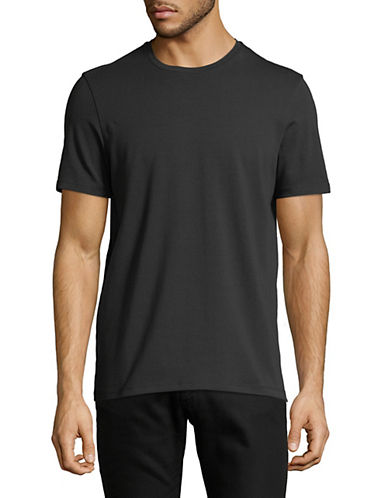 Yo And Co Short Sleeve Tee-BLACK-Small 89915555_BLACK_Small
