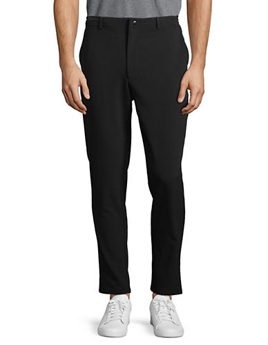 Yo And Co Classic Stretch Pants-BLACK-Small 89915575_BLACK_Small