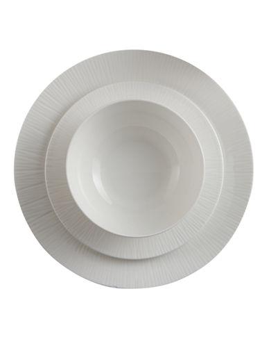 Glucksteinhome Raine Dinnerware Collection-WHITE-One Size