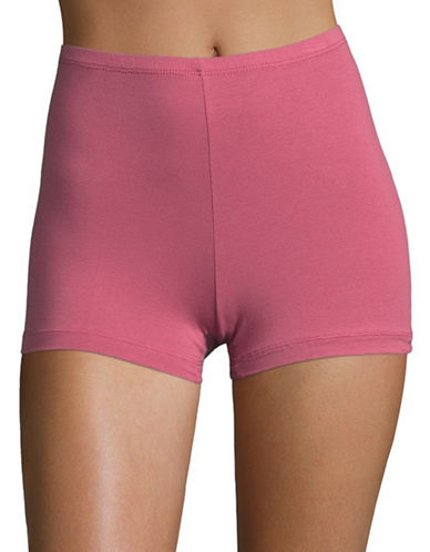 Elita Essentials Boyshorts-ROSE-X-Large