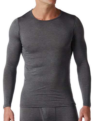 StanfieldS HeatFX Lightweight Layering Undershirt-GREY-X-Large
