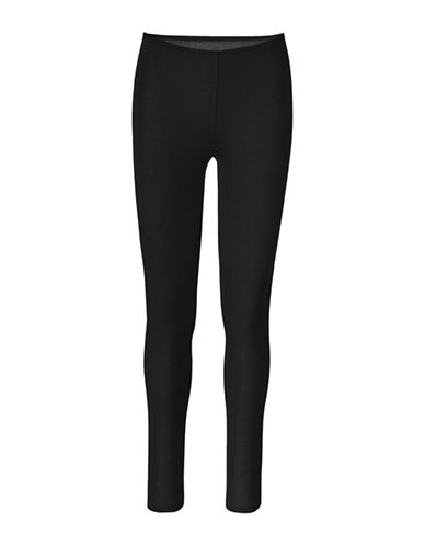 StanfieldS Blocked Leggings-BLACK-Small