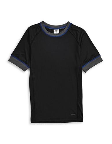 Stanfield'S Mesh Active T-Shirt-BLACK-Large 88213438_BLACK_Large