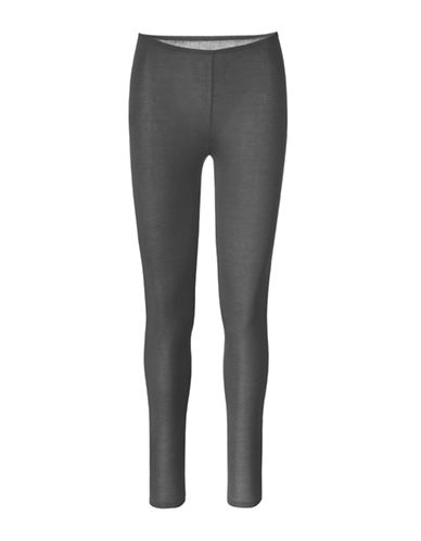 StanfieldS Blocked Leggings-GREY-Small