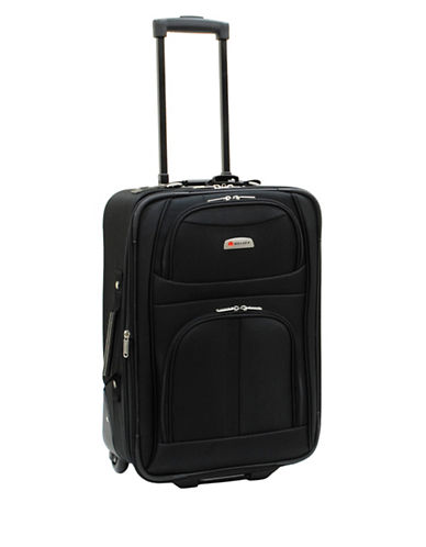 Delsey Destiny 20 Upright Suitcase-BLACK-20