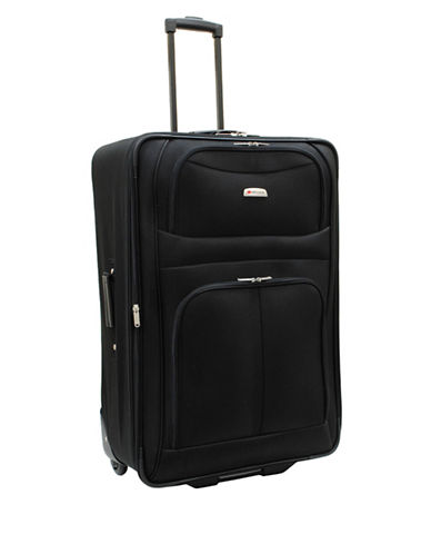 Delsey Destiny 29 Upright Suitcase-BLACK-29