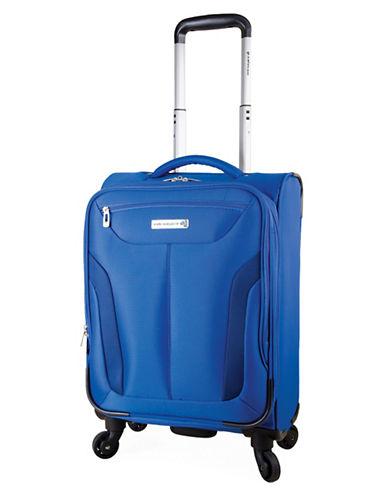 Westjet Wj Concord 18-Inch Spintrol Suitcase-BLUE-18