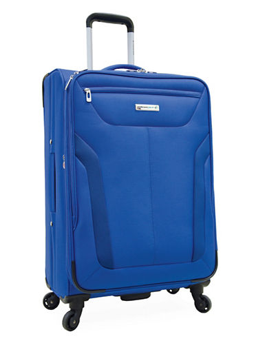 Westjet Wj Concord 24-Inch Spintrolle Suitcase-BLUE-24