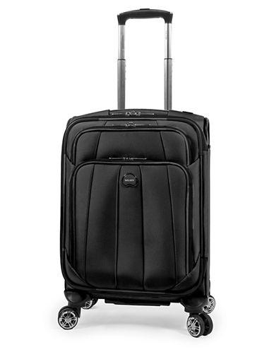 Delsey Breeze Lite 5.0 18 Inch Suitcase-BLACK-18