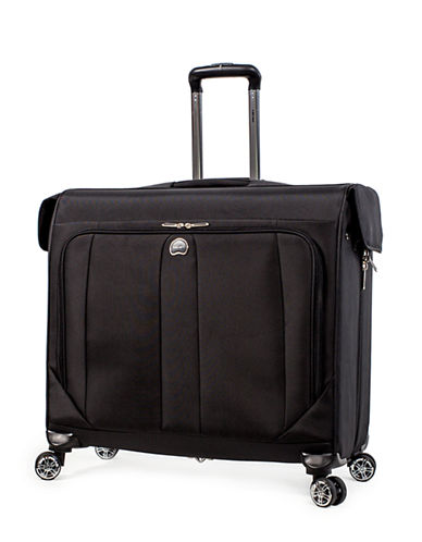 Delsey Breeze Lite 5.0 45 Inch Suitcase-BLACK-45