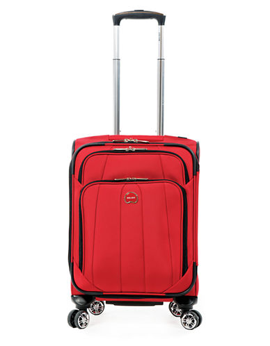 Delsey Breeze Lite 18-Inch Suitcase-RED-18