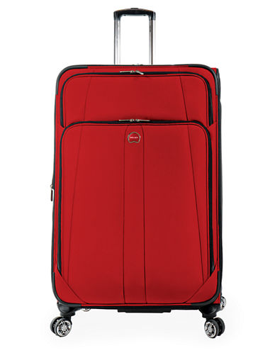Delsey Breeze Lite 29-Inch Suitcase-RED-29