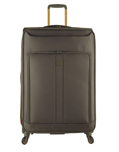 Delsey Horizon 29-Inch Spinner Suitcase-KHAKI-29