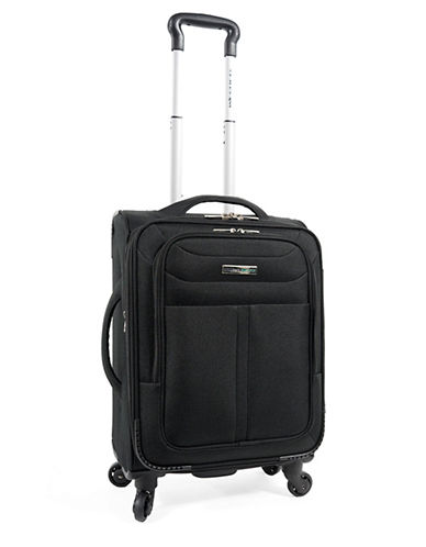 Westjet Apollo 2 18 Inch Suitcase-BLACK-18
