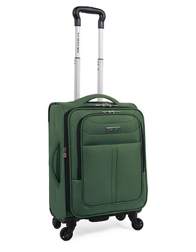 Westjet Apollo 2 18-Inch Spinner-GREEN-18