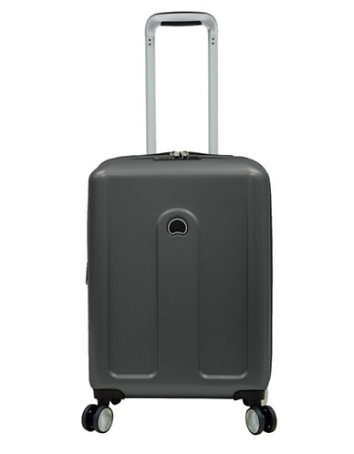 Delsey Provence 18-Inch Spinner Suitcase-GRAPHITE-One Size