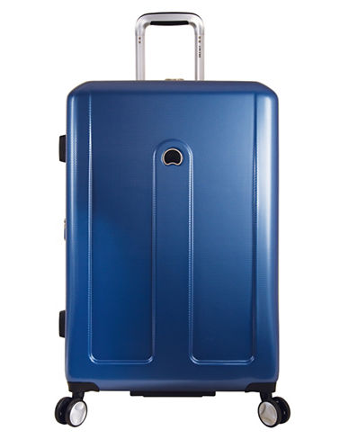 Delsey Provence 24-Inch Spinner Trolley Bag-BLUE-24