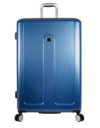 Delsey Provence 28-Inch Spinner Trolley Bag-BLUE-28