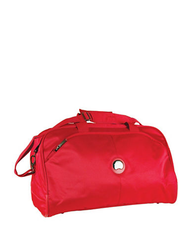 Delsey U-Lite Classic Shoulder Bag-RED-20