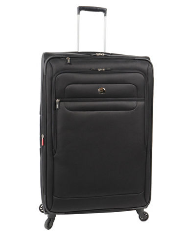 Delsey Helium Sky 2.0 29-Inch Expandable Spinner Suitcase-BLACK-29