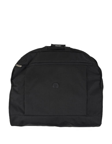 Delsey 44-Inch Mid-Length Garment Cover-BLACK-One Size