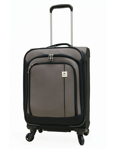Samboro Samboro 19 Inch Feather Lite Spinner Suitcase-TAUPE-19