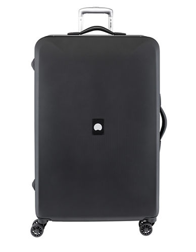 Delsey Honore Hardside Spinner 28 Suitcase-BLACK-28