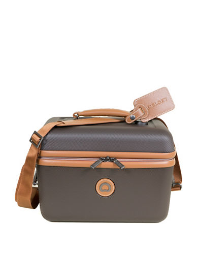 Delsey Chatelet Plus 13 Beauty Case-BROWN-One Size