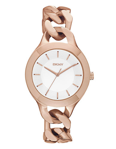 Dkny Womens  Standard NY2218-ROSE GOLD-One Size