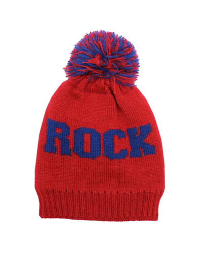 Fits Verbiage Tuque-RED-4-6