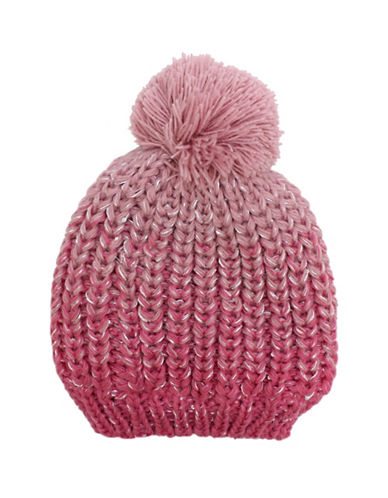 Fits Ombre Knit Tuque-PINK-7-16