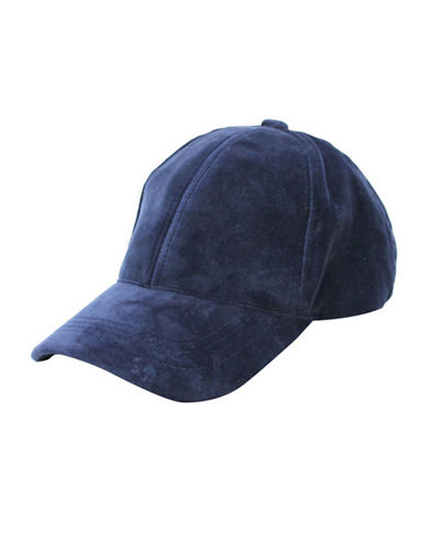 1670 Textured Baseball Cap-NAVY-One Size