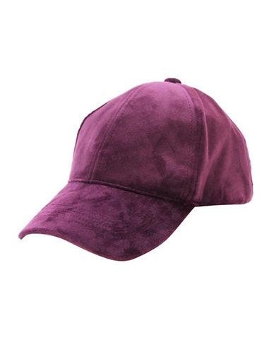 1670 Baseball Cap-BURGUNDY-One Size