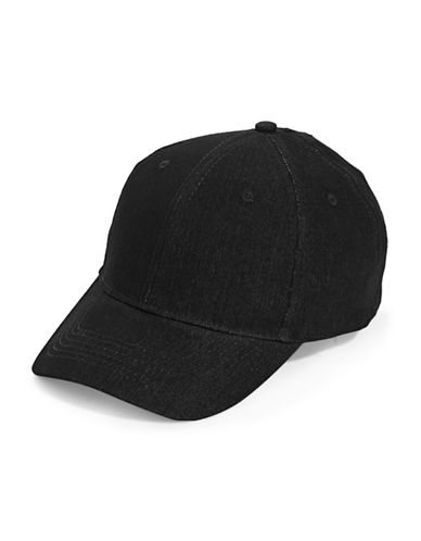 1670 Melton Sports Cap-BLACK-One Size